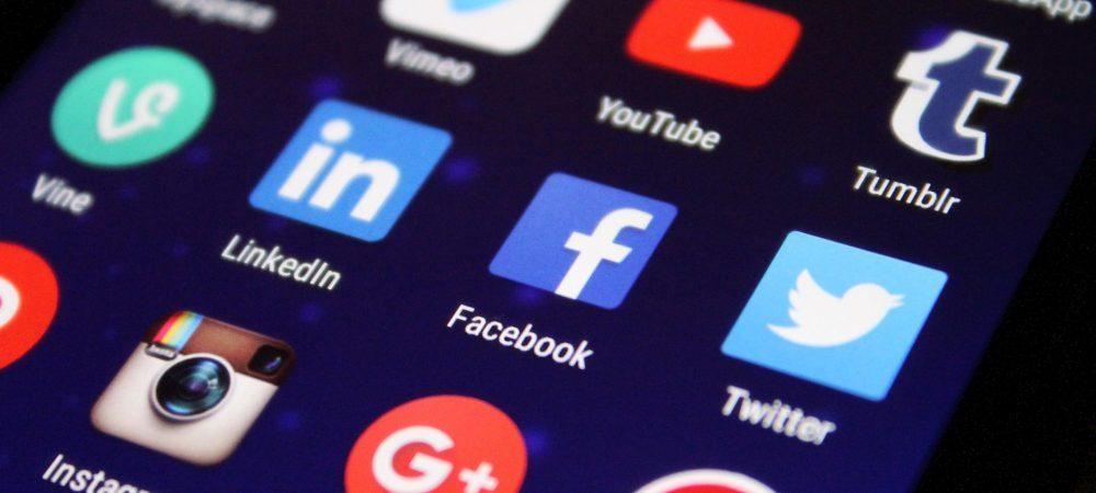 media społecznościowe blog